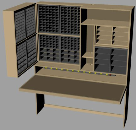 electronic workbench plans
