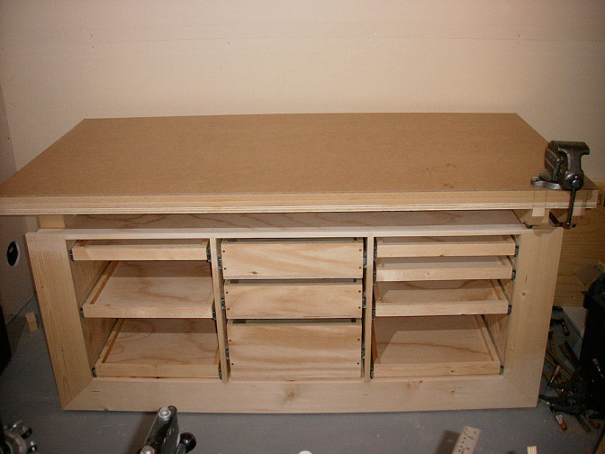 Image Result For Wood Work Bench